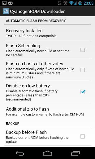 【免費工具App】Cyanogen ROM Downloader AdFree-APP點子