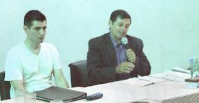 Rubén Sada y Gastón Viesti