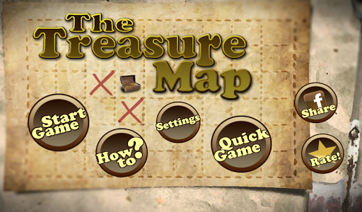 【免費冒險App】The Treasure Map-APP點子