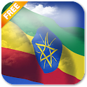 3D Ethiopia Flag LWP icon