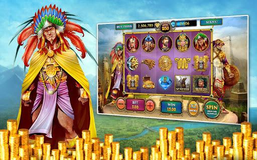 Slots Aztec's Way Vegas Pokies