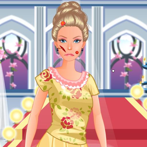 Barbara at doctor - Girl Games