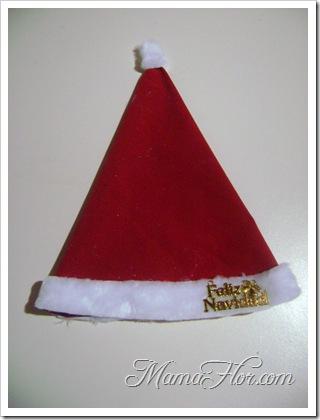 La manera más fácil de Hacer Gorro de Papá Noel