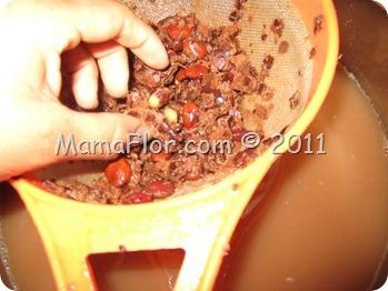 Como hacer marcianos de tamarindo