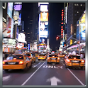New York Night Drive icon