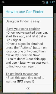 Car Finder - screenshot thumbnail