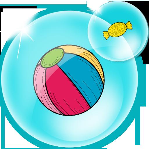 泡泡腦遊戲 醫療 App LOGO-硬是要APP