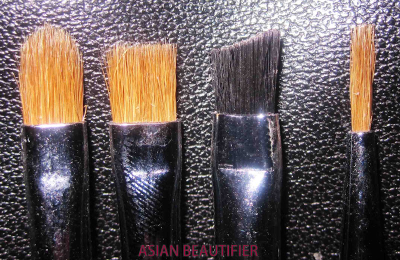 Sleek Makeup Brush Set - Professional