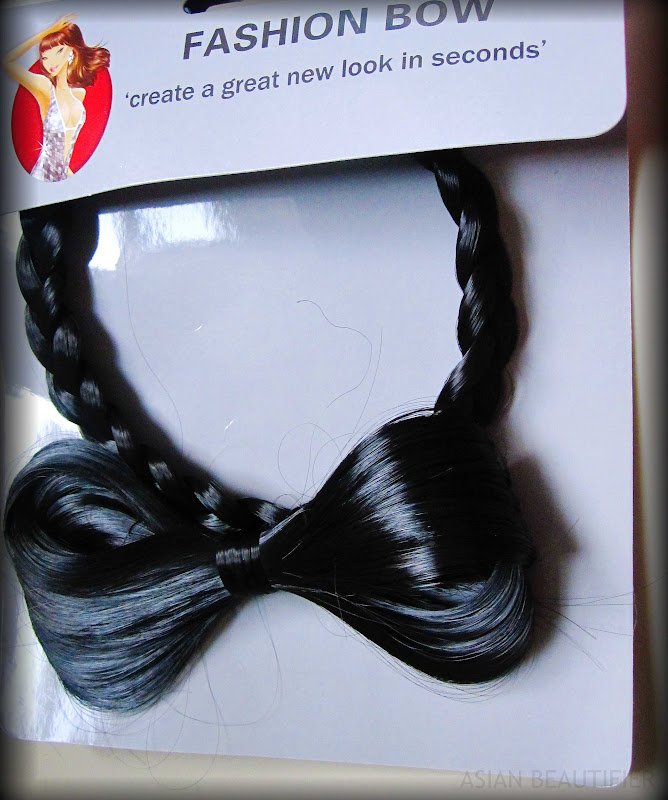Lady Gaga Bow Hair Band