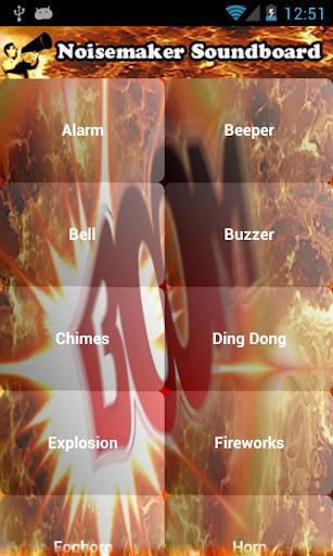 Noisemaker Ringtones