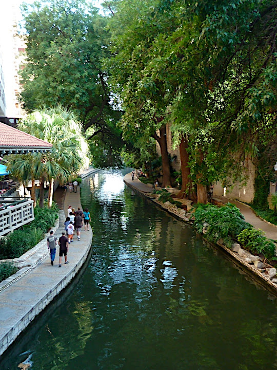 San Antonio, the River Walk