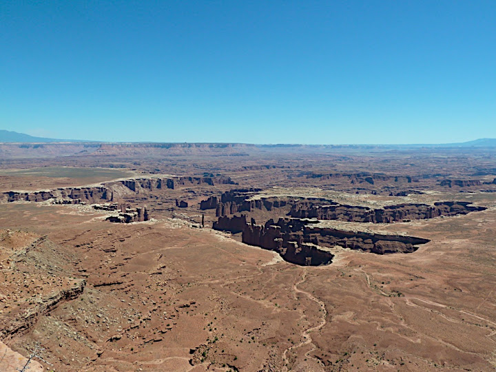 Mars-like in Canyonlands
