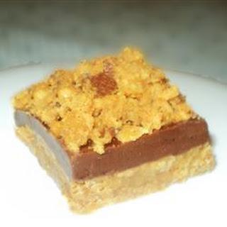 Chocolate Peanut Butter Bars III