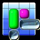 Sticky Blocks Sliding Puzzle