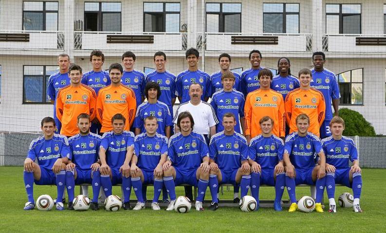 Dynamo Kiev vs. Chelsea: Score and Reaction from 2015 ...  |Dinamo Kiev