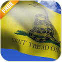 DONT TREAD ON ME (LWP Free) icon