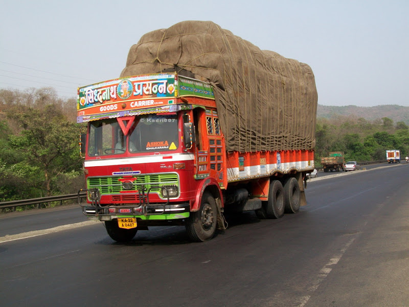 India Commercial Vehicles & Road Transport Thread: Trucks, Trailers