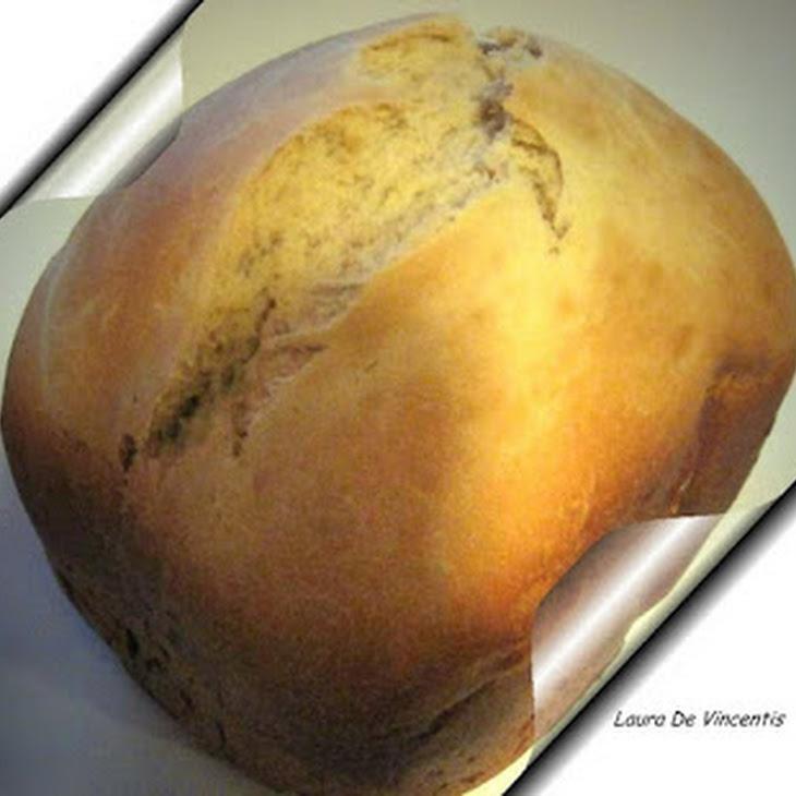 Milk Bread Dough (Bread Machine Recipe)