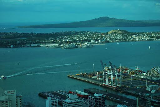 Nowa Zelandia zdjęcie: Auckland, a raczej legenda wulkanów
