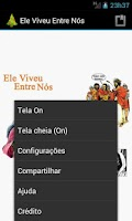 Screenshot of Ele Viveu Entre Nós