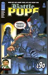 P00006 - Battle Pope #6
