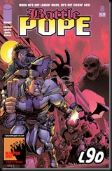 P00008 - Battle Pope #8