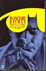P00024 -  Planetary y Batman - Noche en la Tierra.howtoarsenio.blogspot.com