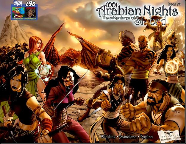 1001 Arabian Nights - Sinbad