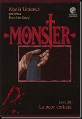 P00028 - Monster  - La peor corbata.howtoarsenio.blogspot.com #28