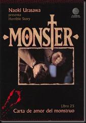 P00025 - Monster  - Carta de amor del monstruo.howtoarsenio.blogspot.com #25
