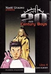 P00004 - 20th Century Boys - Tomo  - Love   Peace.howtoarsenio.blogspot.com #4