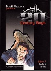 P00007 - 20th Century Boys - Tomo  - Toda la verdad.howtoarsenio.blogspot.com #7