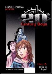 P00015 - 20th Century Boys - Tomo  - Viva la Expo.howtoarsenio.blogspot.com #15