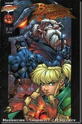 P00002 - Battlechasers #2