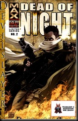 P00002 - Dead of Night - Devil Slayer #4