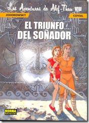 P00008 - Las aventuras de Alef-Thau  - El triunfo del soñador.howtoarsenio.blogspot.com #8