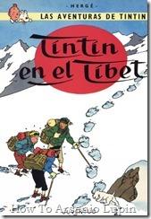 P00020 - Tintín  - En el Tibet.howtoarsenio.blogspot.com #19
