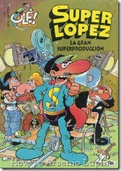 P00009 - Superlopez #9