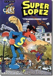 P00025 - Superlopez #25