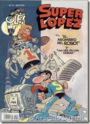 P00014 - Superlopez #14