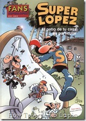 P00041 - Superlopez #41