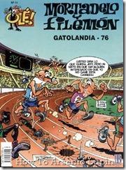 P00011 - Mortadelo y Filemon 011 - Gatolandia howtoarsenio.blogspot.com #76