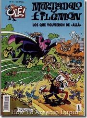 P00031 - Mortadelo y Filemon  - Los que volvieron de alla.howtoarsenio.blogspot.com #31