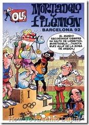 P00076 - Mortadelo y Filemon 076 - Barcelona howtoarsenio.blogspot.com #92