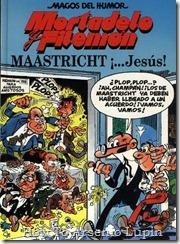 P00050 - Mortadelo y Filemon  - Maastrich Jesus.howtoarsenio.blogspot.com #50