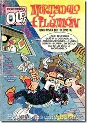 P00070 - Mortadelo y Filemon  - Los monstruos.howtoarsenio.blogspot.com #70
