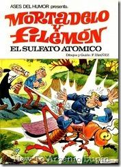 P00100 - Mortadelo y Filemon  - El sulfato atomico.howtoarsenio.blogspot.com #100