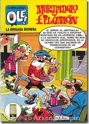 P00087 - Mortadelo y Filemon  - La brigada bichera.howtoarsenio.blogspot.com #87