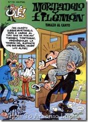 P00119 - Mortadelo y Filemon  - Timazo al canto.howtoarsenio.blogspot.com #119