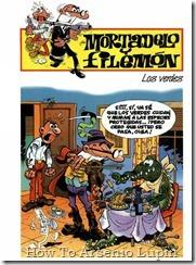 P00142 - Mortadelo y Filemon  - Los verdes.howtoarsenio.blogspot.com #142